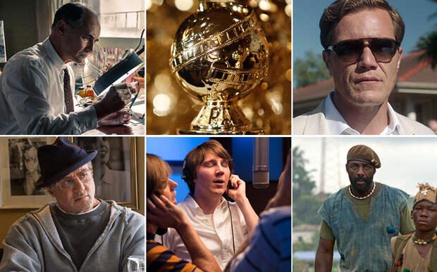 Объявлены номинанты на Золотой глобус 2016