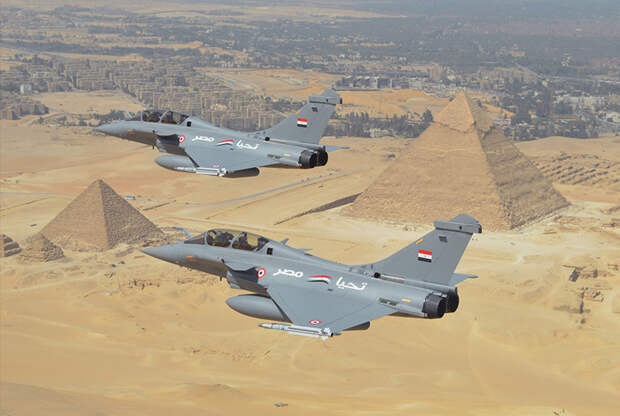 США блокируют продажу Египту авиационных крылатых ракет Scalp-EG