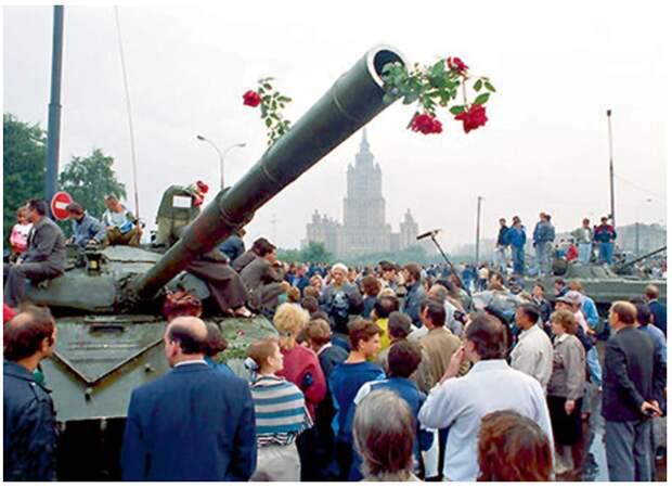15 Предвечный трибунал: убийство Советского Союза