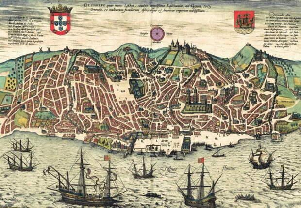 Лиссабон, 1630-е годы - «Сахарные места» Южной Америки | Военно-исторический портал Warspot.ru