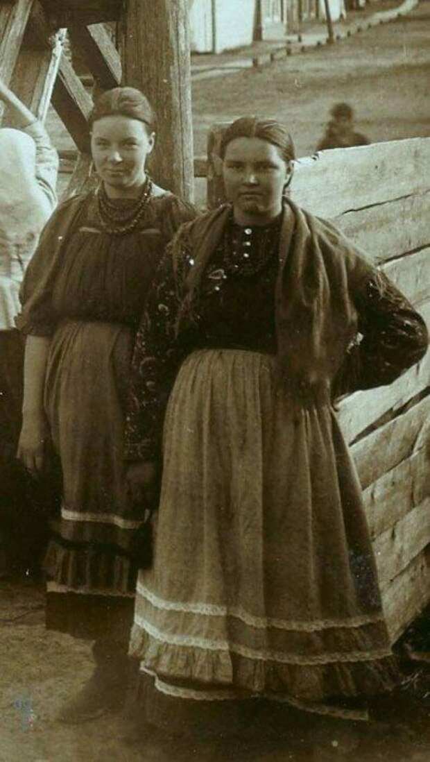Женщины с русского севера