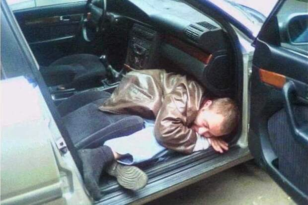 Новый вид наказания - конфискация автомобиля