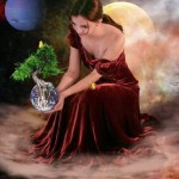 Богиня или ведьма