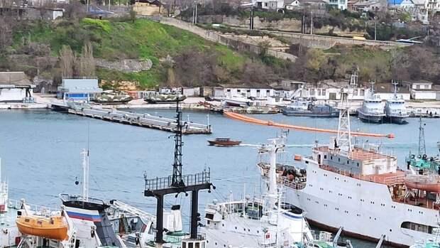 Боевые корабли Черноморского флота в Севастополе: какие суда можно увидеть в городе
