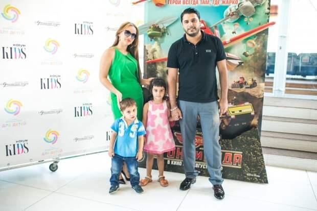Солист группы «Корни» Александр Бердников готовится в третий раз стать отцом