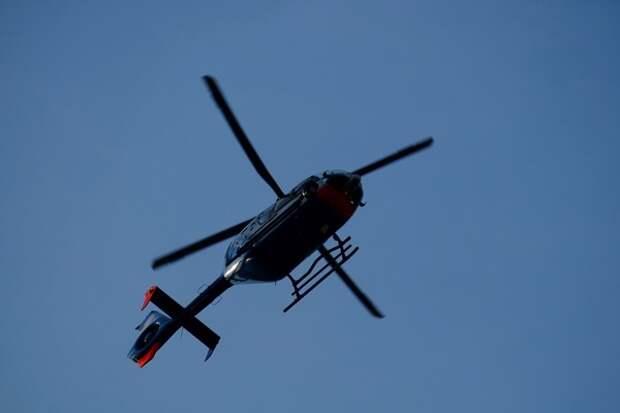 Вертолет с высокопоставленными военными аварийно приземлился на Тайване