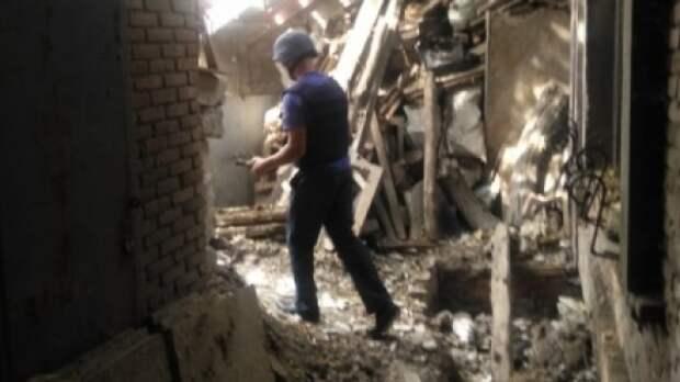 В Керчи уничтожили авиабомбы и гранаты времён войны