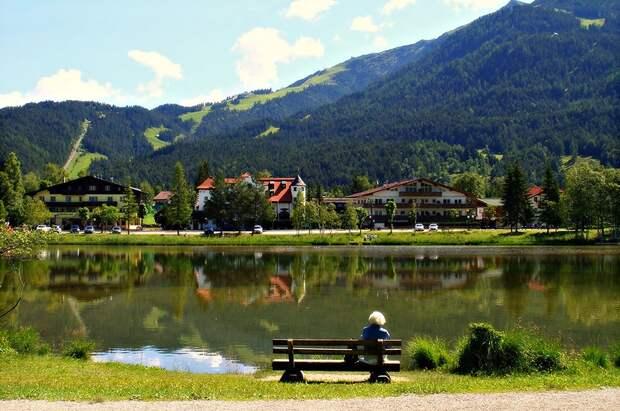 Самые красивые коммуны Австрии, которые стоит посетить австрия, коммуна, красота, пейзажи, природа