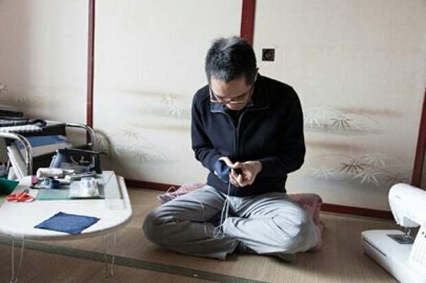 Галстук - бабочка Yuichi Onodera