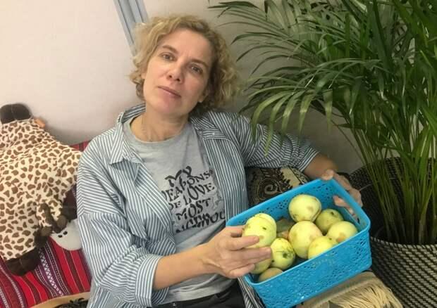Фотоконкурс «СЗ»: сливки в запечённых яблоках дают непередаваемый аромат