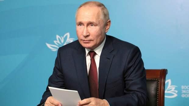 Путин оценил важность предстоящих выборов в ГД