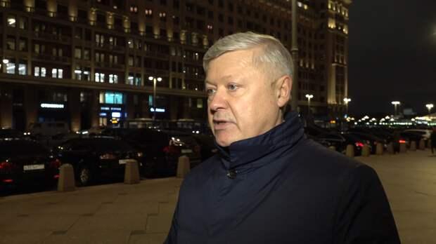 Депутат ГД Пискарев рассказал о подготовке незаконных акций извне