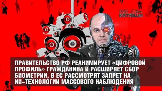 Правительство РФ реанимирует «цифровой профиль» гражданина и расширяет сбор биометрии