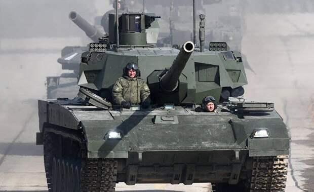 12 тысяч танков: да, у России больше танков, чем у Америки (The National Interest, США)