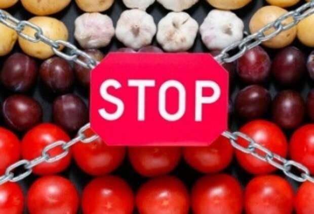 Путин продлил продовольственное эмбарго на 2021 год