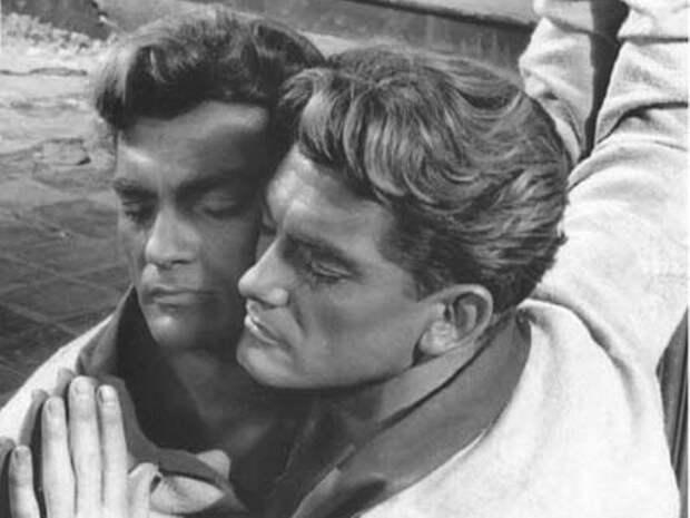 Жан Маре в роли Орфея, 1949 знаменитости, ностальгия, память