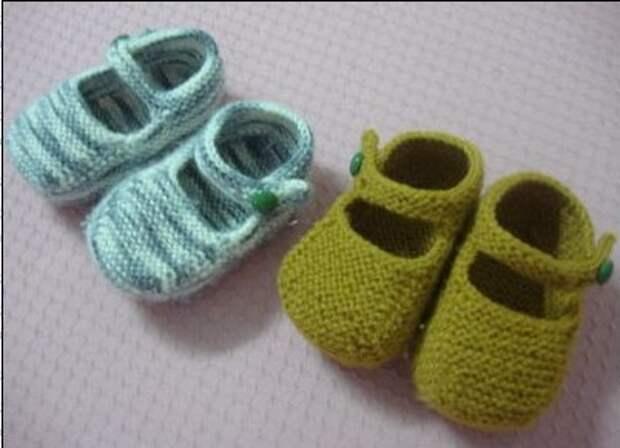 Пинетки-туфельки с ремешком спицами для малышей,мастер-класс/4683827_20120501_140823 (402x291, 30Kb)