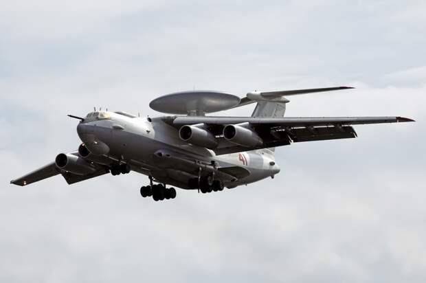 AWACS против A-50: воздушное сражение в Европе