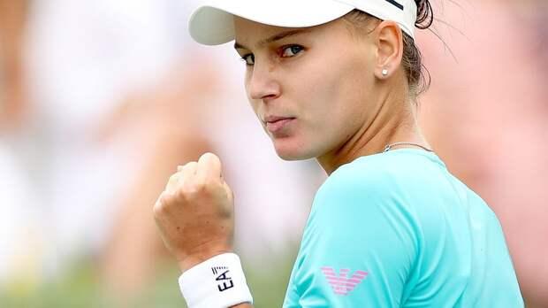 Кудерметова в паре с Мертенс стала победительницей турнира в Стамбуле