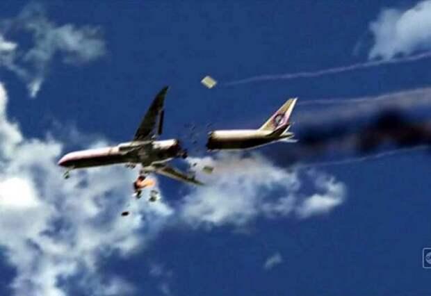 Малазийский «Боинг-777-200» - свидетельство полной и окончательной деградации ЦРУ