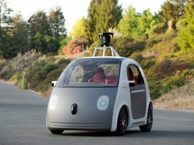 Google обещает выход автономных автомобилей после 2017 года