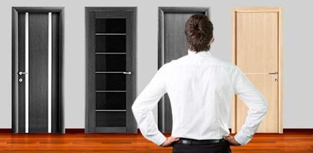 Меняем межкомнатные двери: советы специалистов по выбору дизайна и конструкции, фото