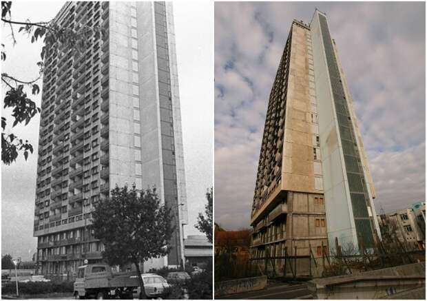 8 заброшенных башен и высотных зданий, которые стали мечтой экстремалов