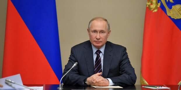 Путин оценил политическую систему России