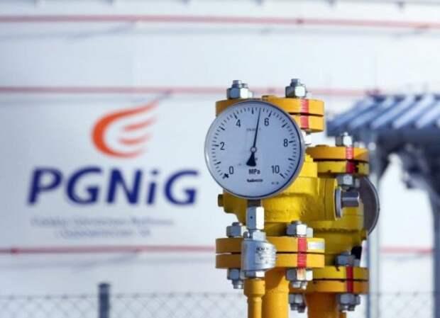 """PGNiG хочет снижения цены газа, поставляемого """"Газпромом"""""""
