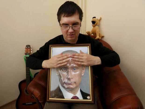 Почитание Путина