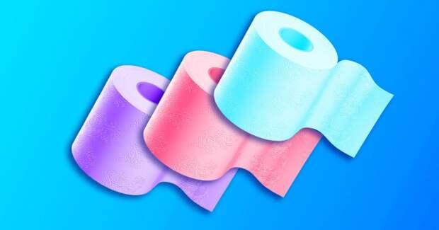 Производители туалетной бумаги перешли на круглосуточный режим работы