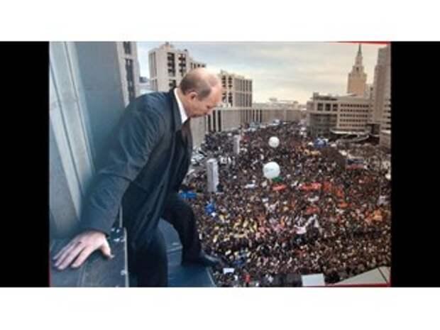 Сатановский: Путина свергают со страшной силой