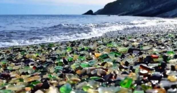 Зачем Япония покупала у СССР битые бутылки, а после сбрасывала их в море