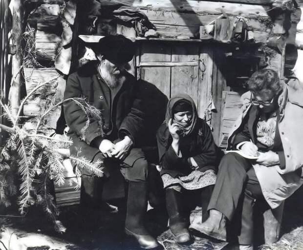 40 лет русская семья была отрезана от всех контактов с людьми и даже не подозревала о Второй мировой история, невозможно, удиветельное, факты