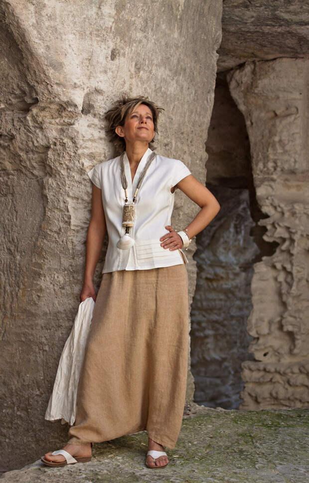 Льняные брюки на лето: какие модели модные, какие удобные, а какие — «вон из шкафа»