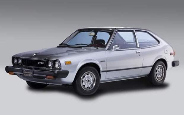 Honda Accord празднует 40-летний юбилей