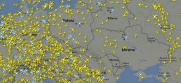США: полеты над РФ, Крымом и Украиной несут угрозу гражданским судам