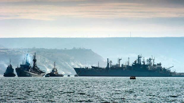 Мы вышвырнем украинские корабли так же, как вышвырнули флот США в 1988 году