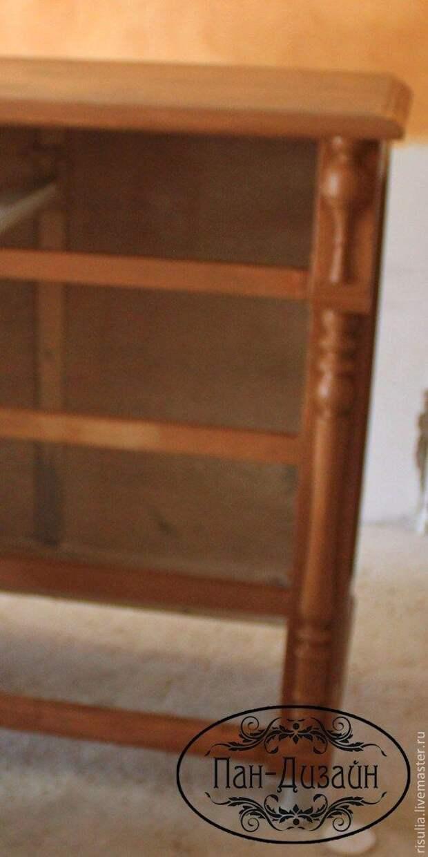 Реставрация старого комода и Шебби Шик