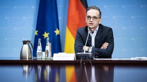 Глава МИД Германии выступил против конфронтации с Россией