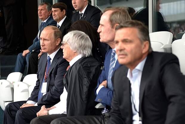 Олимпийская формула: как политики и бизнесмены отдохнули в Сочи