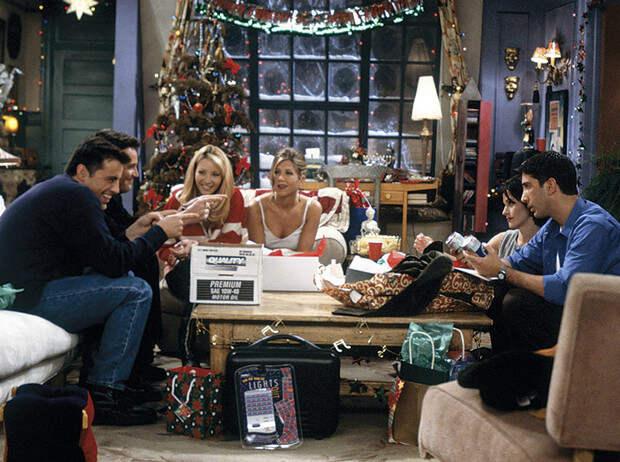 Дух Рождества: 6 праздничных эпизодов любимых сериалов