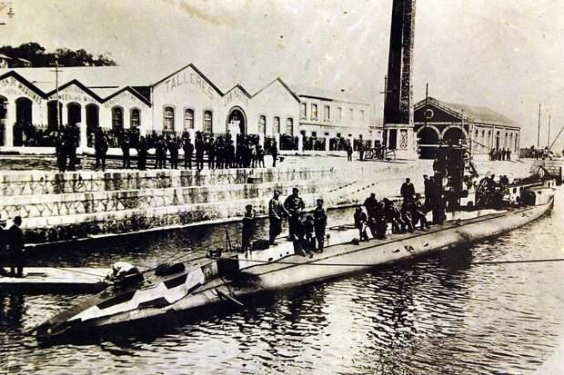 Археологи раскроют тайны погибшей в 1917 году немецкой субмарины UC-47