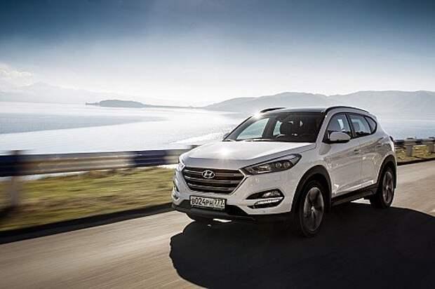 Испытываем Hyundai Tucson с бензиновым мотором 1.6 Turbo-GDI горами Армении