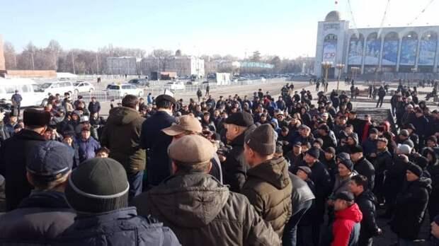 Бишкек на тропе протеста. Новое издание киргизской революции?