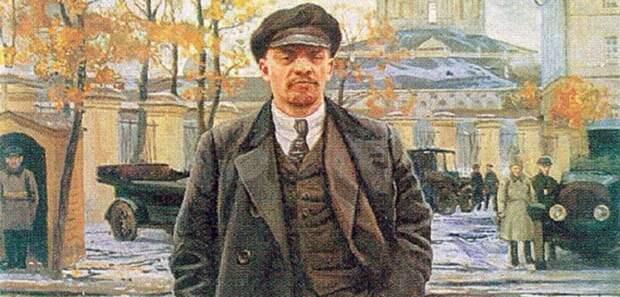 ВО ВСЁМ ВИНОВАТ ЛЕНИН. Вождь пролетариата запрограммировал распад России