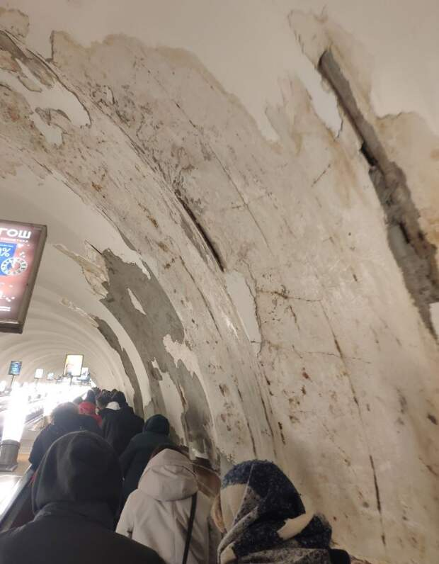 Куда спустят деньги на ремонт петербургского метро? Вопрос риторический