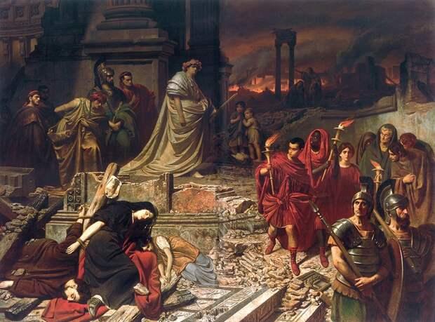 Мифы и заблуждения о Нероне