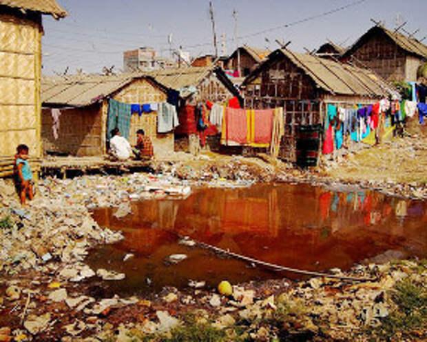 Самые грязные места в мире. Что мы наделали!