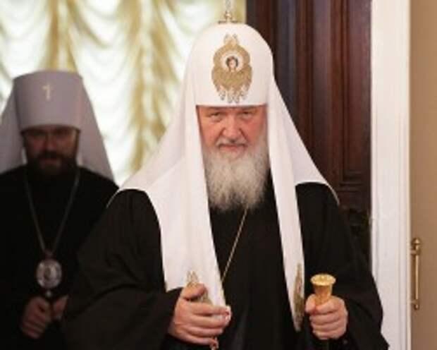 Власти Украины назвали нежелательным визит Патриарха Кирилла в Киев